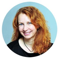 Profilbild Sonja Möschter, die Textdoktorin aus Frankfurt. Eine freiberufliche Texterin für Werbetext, Broschüren, Webseiten, Facebook, Instagram und vieles mehr